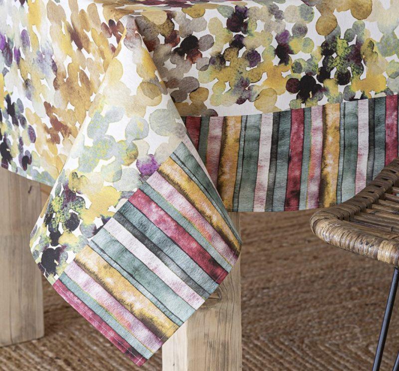 Mantel Antimanchas Turia de Confecciones Paula Katarina Home